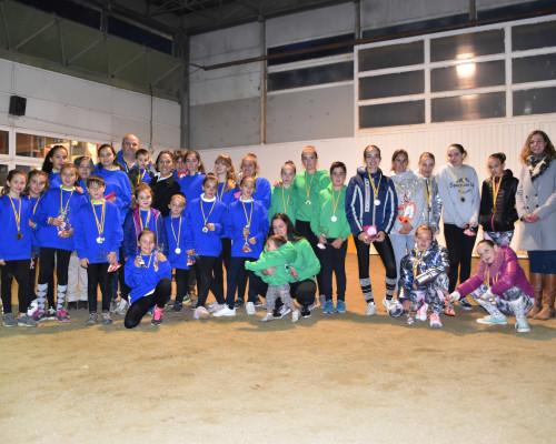 El Concurso Territorial Volteo Copa Otoño una cita para equipos y volteadores de iniciación
