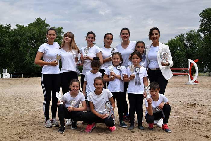 Trofeos Volteo Star Madrid en la II Copa España